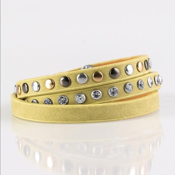Jewelry - Casual Catwalk - Green   Bracelet